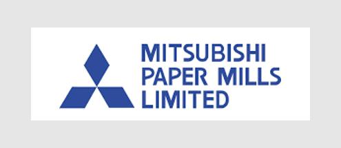 Mitsubishi Paper Logo