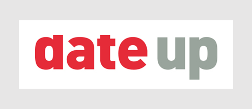 date up logo